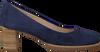 Blauwe GABOR Pumps 100 - small