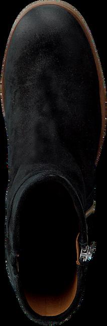 Zwarte SHABBIES Enkellaarsjes 182020218  - large