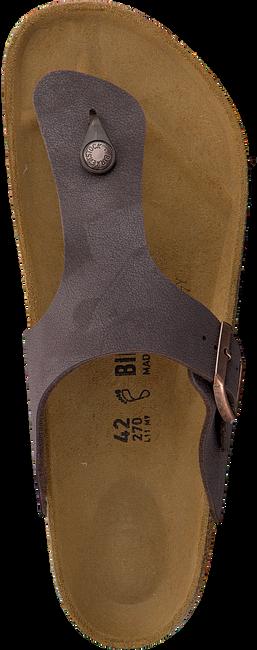 Bruine BIRKENSTOCK PAPILLIO Slippers RAMSES  - large