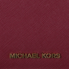 Rode MICHAEL KORS Portemonnee FLAP CARD HOLDER - small