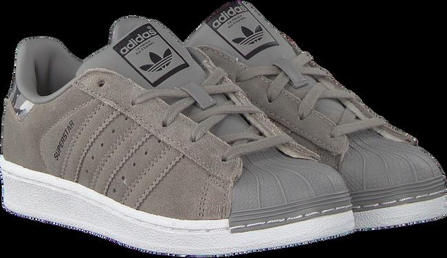 Groene ADIDAS Sneakers SUPERSTAR C - large