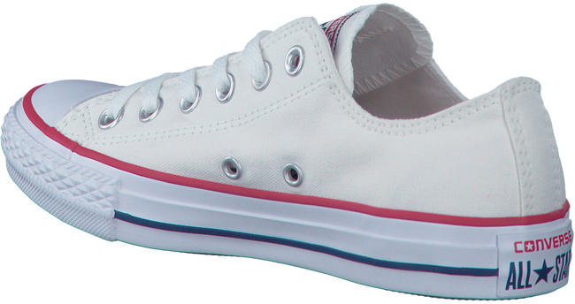 Witte CONVERSE Sneakers CHUCK TAYLOR ALL STAR OX DAMES - large