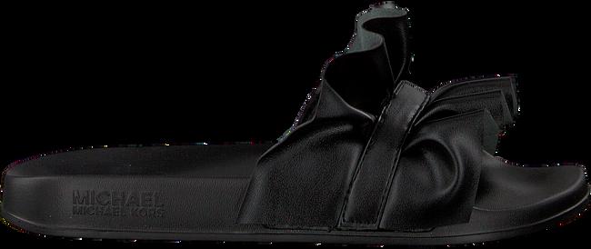 Zwarte MICHAEL KORS Slippers BELLA SPORT SLIDE - large