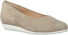 Beige HASSIA Instappers 1406  - small