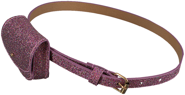 Roze LE BIG Riem JUNE BELT - large