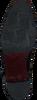 Zwarte TOMMY HILFIGER Enkellaarsjes CORPORATE TASSEL HEELED BOOT - small