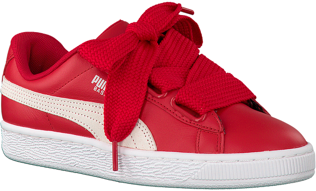 PUMA SNEAKERS BASKET HEART DE - large