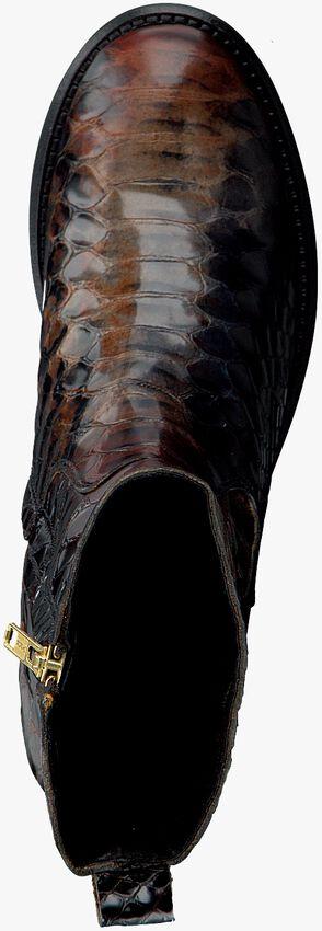 Bruine TANGO Enkellaarsjes BOBBY 7  - larger