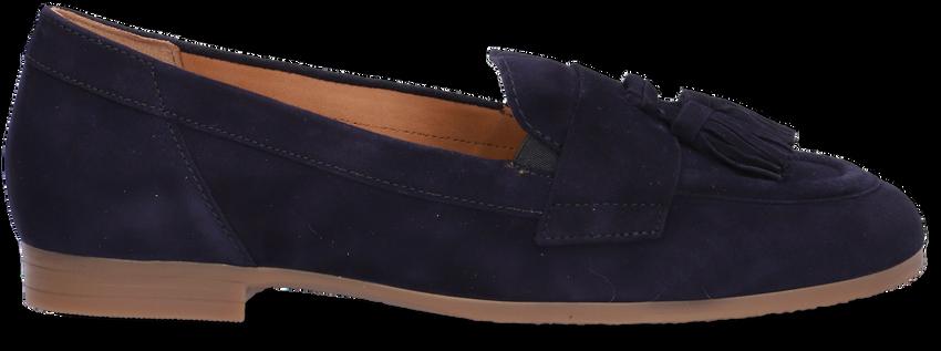 Blauwe GABOR Loafers 433  - larger