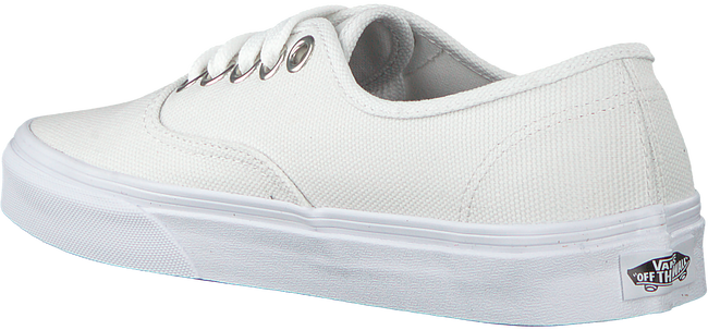 Witte VANS Sneakers AUTHENTIC WMN - large