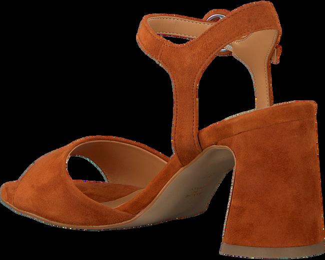 Oranje NOTRE-V Sandalen 37848  - large