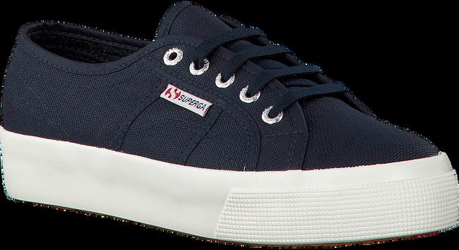 Blauwe SUPERGA Sneakers 2730  - large