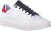 Witte TOMMY HILFIGER Sneakers LUXURY CORPORATE  - small