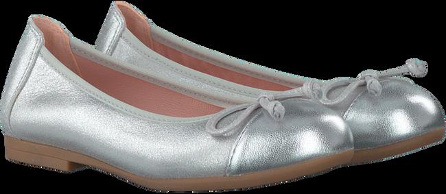 Zilveren UNISA Ballerina's CHITO  - large