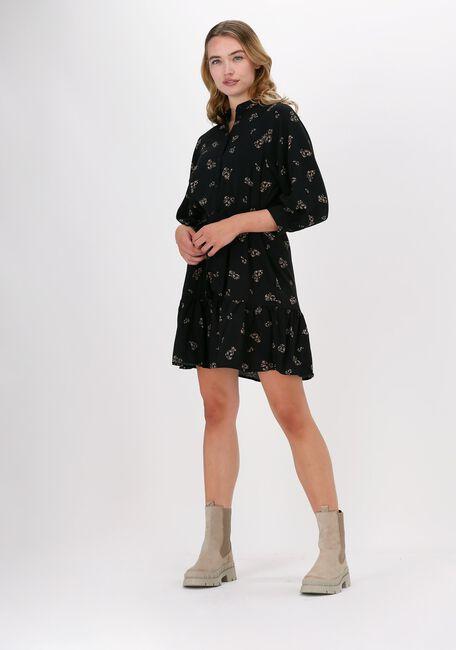 Blauwe SELECTED FEMME Mini jurk SLFMARGUNN 7/8 AOP SHORT DRESS  - large