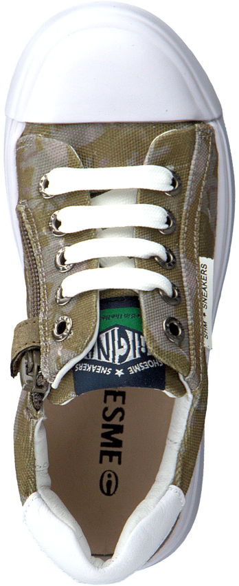 Groene SHOESME Lage sneakers SH20S035  - larger
