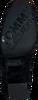 Zwarte TOMMY HILFIGER Enkellaarsjes SOCK HEELED BOOT  - small
