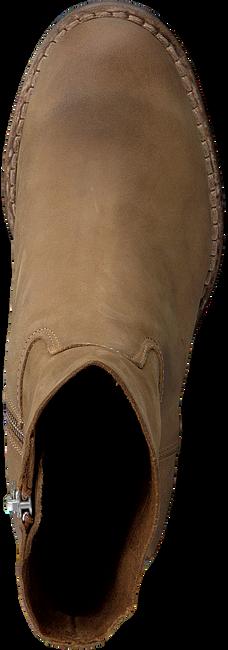Bruine SHABBIES Enkellaarsjes 183020030  - large