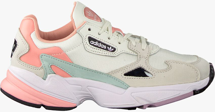 Beige ADIDAS Sneakers FALCON WMN  - larger