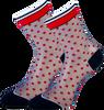 Blauwe MARCMARCS Sokken FENNA  - small