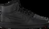 Zwarte NIKE Sneakers EBERNON MID MEN - small