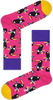 Roze HAPPY SOCKS Sokken TOUCAN  - small
