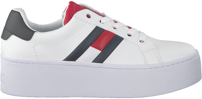 Witte TOMMY HILFIGER Sneakers ICON  - large