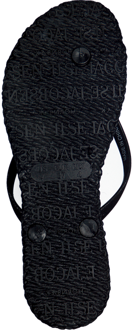 Zwarte ILSE JACOBSEN Slippers CHEERFUL01 - large