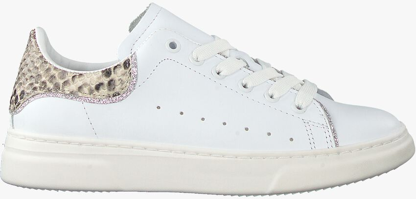 Witte HIP Lage sneakers H1219  - larger