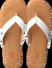 Witte UGG Slippers TUOLUMNE  - small