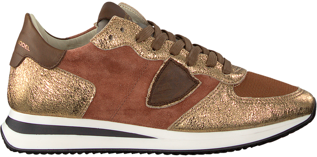 Gouden PHILIPPE MODEL Sneakers TZLD  - large