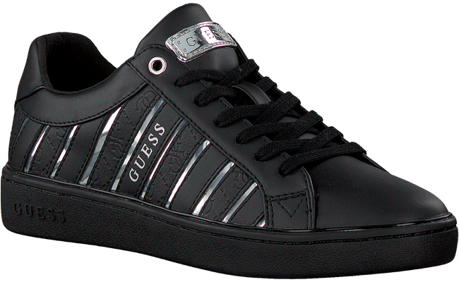 Zwarte GUESS Lage sneakers BOLIER  - large