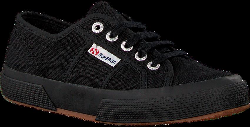 Zwarte SUPERGA Sneakers 2750 COTUCLASSIC  - larger
