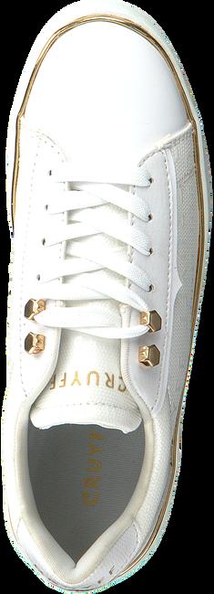 Witte CRUYFF Lage sneakers CHALLANGE - large