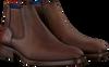 Bruine BRAEND Chelsea boots 24986  - small