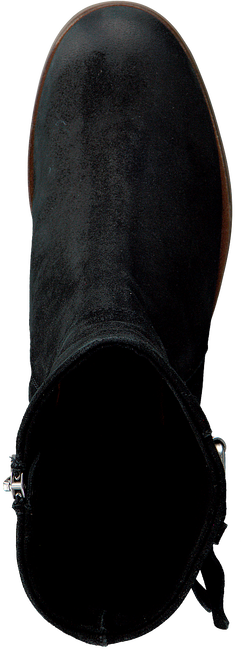 Zwarte SHABBIES Enkellaarsjes 182020214 SHS0740  - large