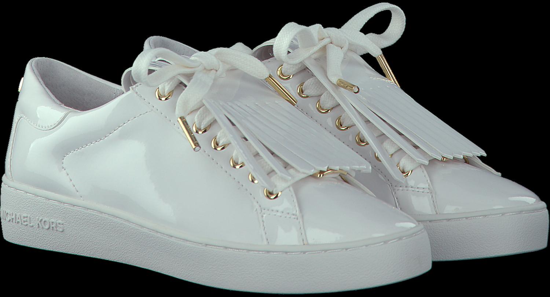 5e6ba6ae816 Witte MICHAEL KORS Sneakers KEATON KILTIE SNEAKER - Omoda.nl