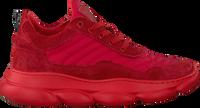 Rode RED-RAG Lage sneakers 13483  - medium