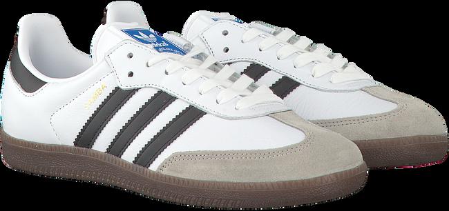 Witte ADIDAS Sneakers SAMBA HEREN  - large
