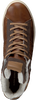 Cognac BJORN BORG Sneakers KANSAS HIGH  - small