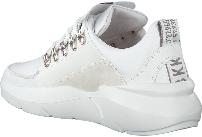 Witte NUBIKK Sneakers ELVEN ROYAL  - large