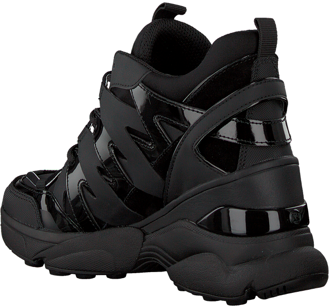 Zwarte MICHAEL KORS Lage sneakers ISSA TRAINER  - large
