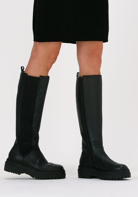 Zwarte RED-RAG Hoge laarzen 71204  - large