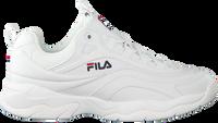 Witte FILA Sneakers RAY LOW MEN  - medium