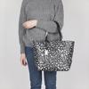 Zwarte CALVIN KLEIN Shopper EDIT MEDIUM SHOPPER - small
