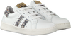 Witte CLIC! Lage sneakers CL-9756  - small