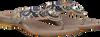 Taupe LAZAMANI Slippers 85.113  - small
