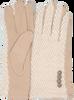 Beige Yehwang Handschoenen PATTERN  - small
