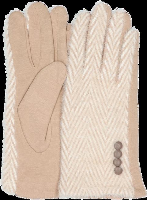 Beige Yehwang Handschoenen PATTERN  - large