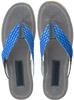 Blauwe FLORIS VAN BOMMEL Slippers 20022 - small